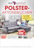 max komfort© - POLSTER-AKTIONSWOCHEN