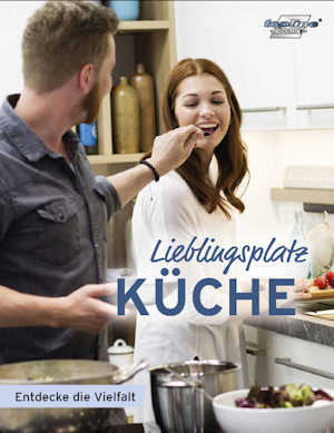 Lieblingsplatz KÜCHE